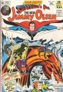 Jimmy Olsen #144 (ungraded) stock photo ID#B-10 / 001