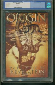 WOLVERINE: THE ORIGIN #5-CGC GRADED 9.4-MARVEL 0047791033