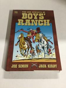 The Kid Cowboys Of Boys Ranch Nm Near Mint Marvel Comics HC TPB