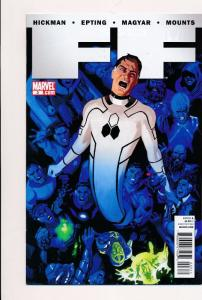 FF #3, Fantastic Four  ~ Marvel Comics ~ NM (HX415)