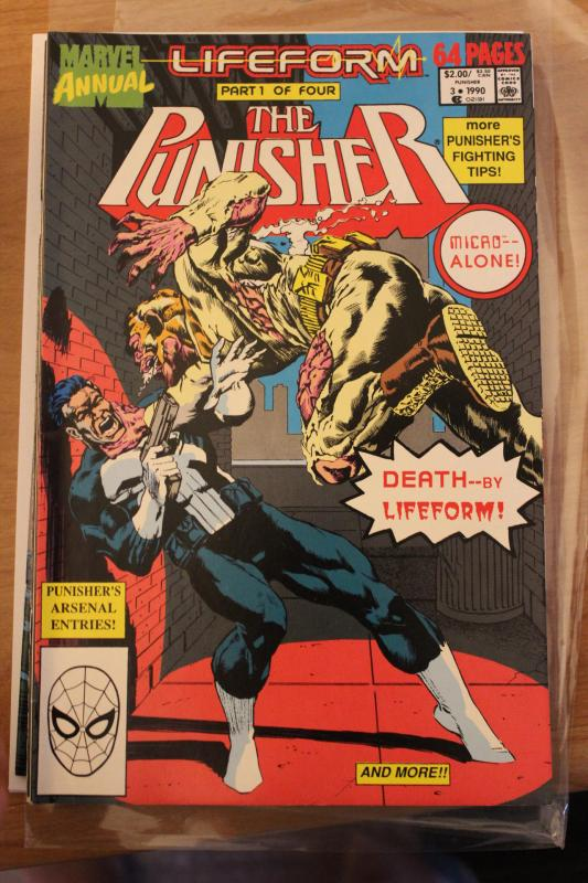 The Punisher  Annual 3 NM
