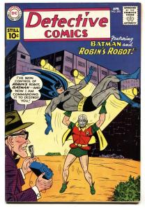 Detective #290-Batman-Silver-Age 1961-DC Comics VF-