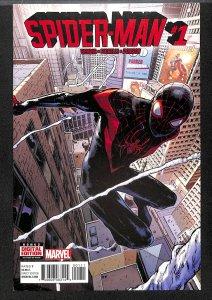 Spider-man (2017) #1 FN+ 6.5 Miles Morales!