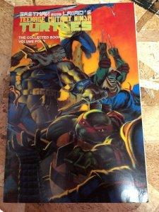 Teenage Mutant Ninja Turtles Collected Boom Vol 4 Mirage TP 1990