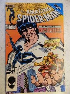 AMAZING SPIDER-MAN # 273 MARVEL ACTION ADVENTURE
