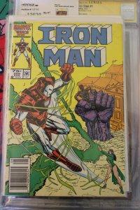 Iron Man 209  NM-