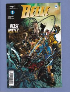 Belle Beast Hunter #1 NM Variant Cover B