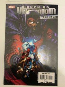 MARCH ON ULTIMATUM SAGA - Marvel - Ultimate - NM Comic!