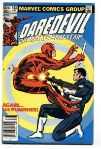 DAREDEVIL #183-PUNISHER-FRANK MILLER-marvel comic book Newsstand vf