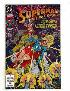 Action Comics #678 (1992) YY7