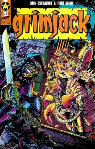 Grimjack #77 VF; First | save on shipping - details inside