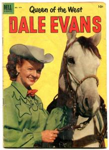 Queen Of The West Dale Evans- Four Color #479 1953- 1st Issue G+