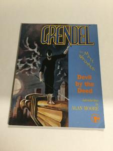 Grendel Devil By The Deed Oversized SC Softcover Comico B19