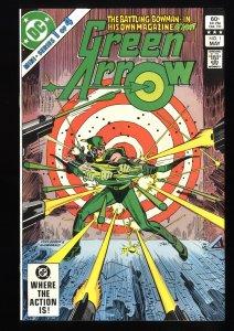 Green Arrow #1 NM+ 9.6