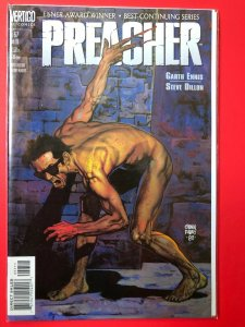 PREACHER  V1 #57 JAN 00 VERTIGO /  DIRECT SALE / NM+