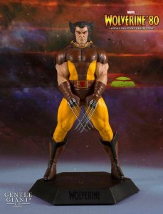 Marvel Wolverine 1980 Collectors Gallery Statue - New!