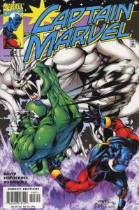 Captain Marvel (5th Series) #3 VF/NM; Marvel | save on shipping - details inside