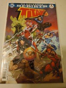 Titans #1 (2017)