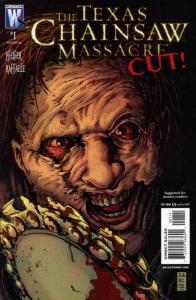 Texas Chainsaw Massacre, The: Cut! #1 VF/NM; WildStorm | save on shipping - deta