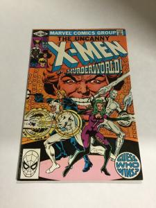 Uncanny X-Men 146 Vg/Fn Very Good/Fine 5.0 Marvel