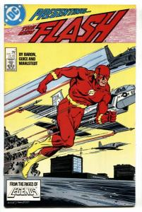 The Flash #1 1987 1st Wally West title  DC Comics NM-