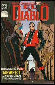 EL DIABLO LOT #-1-14-DC SUPERHERO BARGAIN LOT VF