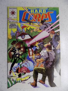 HARD CORPS # 9