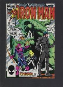 Iron Man #193 (1985)