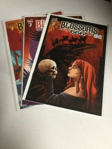 Blossoms 666 2 3 4 Nm Near Mint Lot B Archie Horror
