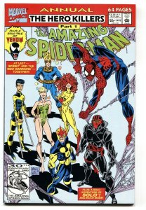AMAZING SPIDER-MAN ANNUAL #26 SOLO VENOM story MARVEL NM-