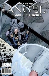 Angel: Blood and Trenches #4, NM (Stock photo)