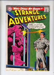 Strange Adventures #199 (Apr-67) VF High-Grade