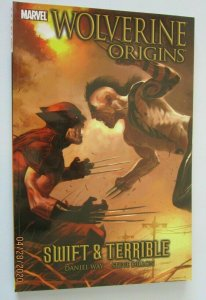 Wolverine Origins #3 Reprint 8.0 VF (2007) Swift and Terrible