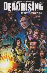 Dead Rising: Road to Fortune TPB #1 VF/NM; IDW | save on shipping - details insi