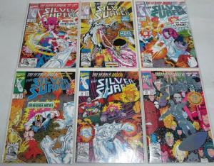 SILVER SURFER (1987)70-75 Herald Ordeal 6-part story