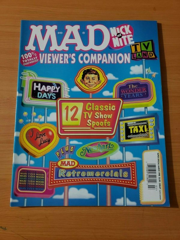 Mad Magazine Super Special #127 ~ NEAR MINT NM ~ March 1998