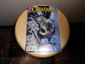 Catwoman (1993 2nd Series) #20 Apr 1995 Cover price $1.50 DC