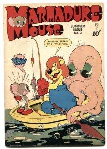 Marmaduke Mouse #2 1946- Golden Age Funny Animals VG+