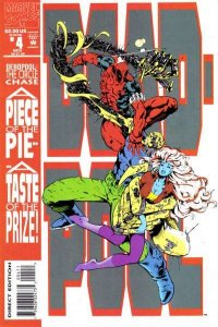 Deadpool: The Circle Chase #4, NM- (Stock photo)