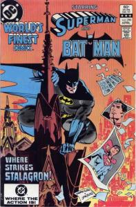 World's Finest Comics #290 VF/NM; DC | save on shipping - details inside