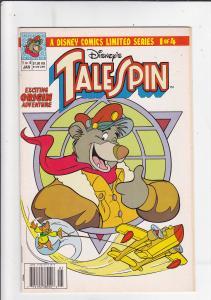 Disney's Tale Spin #1