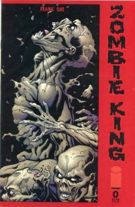 Zombie King #0, NM- (Stock photo)