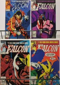 FALCON 1-4 FALCON& CAP SAVE RONALD REAGAN!