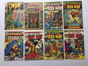 Marvel Comics LOT (mostly Iron Man)