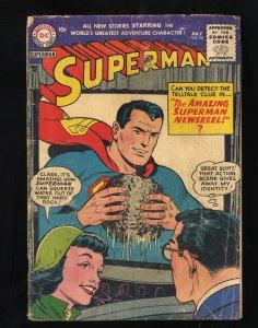 Superman #98 Fair 1.0