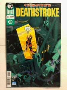 Deathstroke #29 (2016) - Rebirth