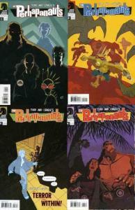 PERHAPANAUTS (2005 DH) 1-4  COMPLETE!