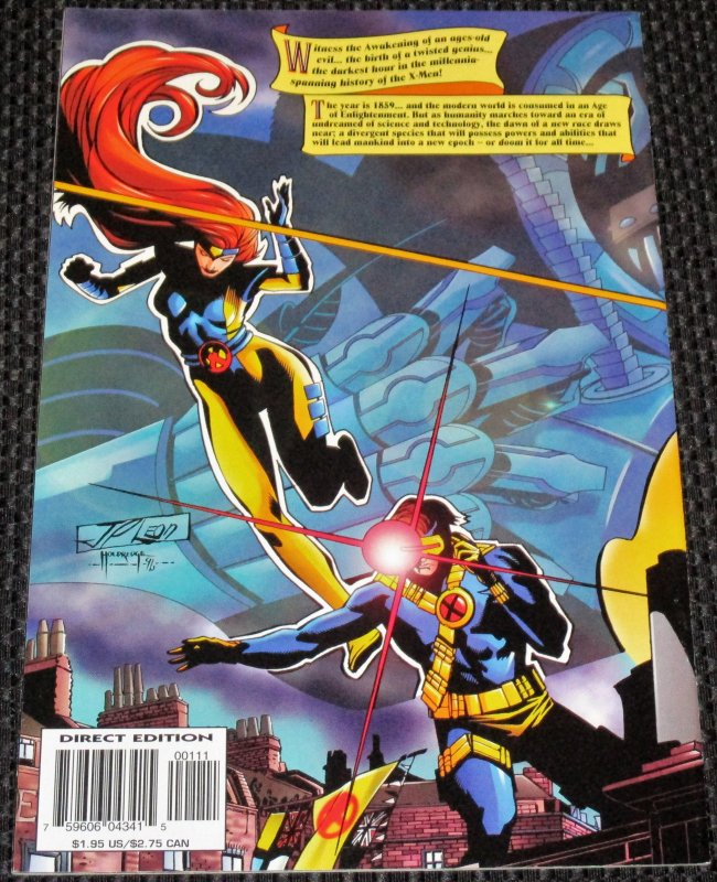 The Further Adventures of Cyclops and Phoenix #1 (1996)