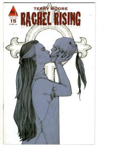 4 Rachel Rising Abstract Studio Comic Books # 15 19 21 27 Terry Moore WM7