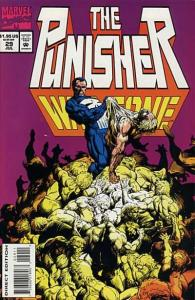Punisher: War Zone (1992 series) #29, NM- (Stock photo)